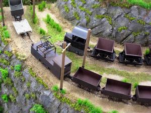 紀州鉱山の612号機です。